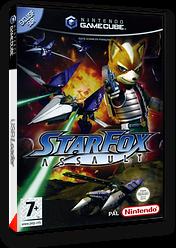Star Fox Assault pochette GameCube (GF7P01)