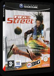FIFA Street pochette GameCube (GF8P69)