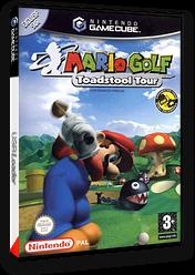 Mario Golf: Toadstool Tour pochette GameCube (GFTP01)