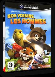Nos Voisins, les Hommes pochette GameCube (GH5F52)
