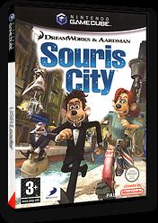 Souris City pochette GameCube (GLHPG9)
