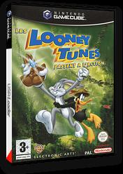 Les Looney Tunes Passent à l'Action pochette GameCube (GLNP69)