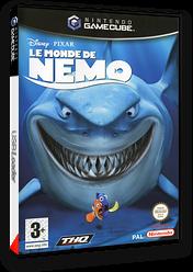 Le Monde De Némo pochette GameCube (GNEF78)