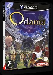 Odama pochette GameCube (GOOP01)