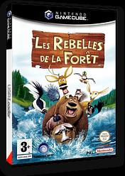 Les Rebelles de la Forêt pochette GameCube (GOSP41)
