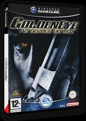 GoldenEye:Au service du Mal pochette GameCube (GOYF69)
