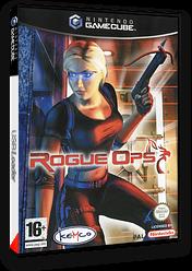 Rogue Ops pochette GameCube (GP9P7F)
