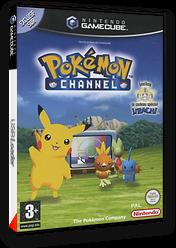 Pokémon Channel pochette GameCube (GPAP01)