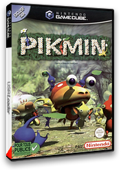 Pikmin pochette GameCube (GPIP01)