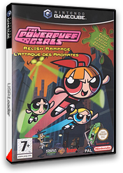The Powerpuff Girls: L'Attaque des Aromates pochette GameCube (GPQP6L)