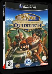 Harry Potter:Coupe du Monde de Quidditch pochette GameCube (GQWX69)