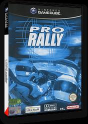 Pro Rally pochette GameCube (GRLP41)