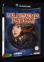 Les Royaumes Perdus pochette GameCube (GRNP52)