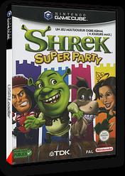 Shrek:Super Party pochette GameCube (GSYP6S)