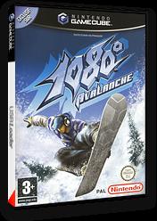 1080° Avalanche pochette GameCube (GTEP01)