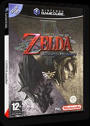 The Legend of Zelda: Twilight Princess pochette GameCube (GZ2P01)