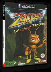 Zapper:Le Criquet Ravageur ! pochette GameCube (GZPP70)