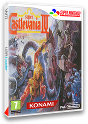 Super Castlevania IV pochette VC-SNES (JAIP)