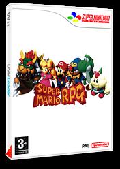 Super Mario RPG : Legend of the Seven Stars pochette VC-SNES (JCBM)