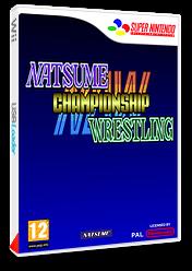 Natsume Championship Wrestling pochette VC-SNES (JEAP)