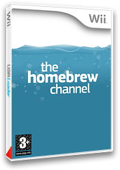 Homebrew Channel pochette Channel (LULZ)