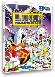 Dr. Robotnik's Mean Bean Machine pochette VC-MD (MACP)