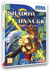 Shadow Dancer : The Secret of Shinobi pochette VC-MD (MAKP)