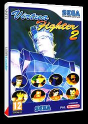 Virtua Fighter 2 pochette VC-MD (MAWP)