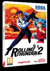 Rolling Thunder 2 pochette VC-MD (MBRP)