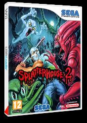 Splatterhouse 2 pochette VC-MD (MCJP)