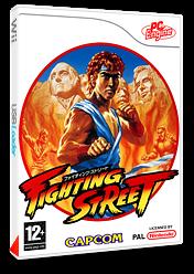 Fighting Street pochette VC-PCE (QBBP)