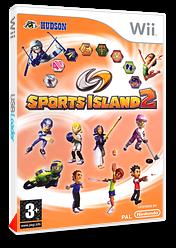 Sports Island 2 pochette Wii (R2SP18)