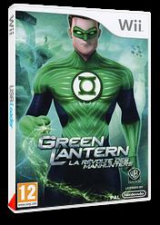 Green Lantern: La Révolte des Manhunters pochette Wii (R3LPWR)