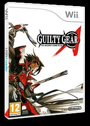 Guilty Gear XX Accent Core Plus pochette Wii (R3NPH3)