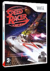 Speed Racer:Le Jeu Vidéo pochette Wii (R3PPWR)