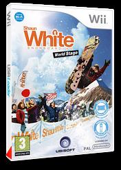 Shaun White Snowboarding:World Stage pochette Wii (R6NY41)