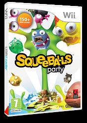 Squeeballs Party pochette Wii (R6YPH3)