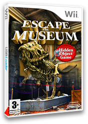 Escape The Museum pochette Wii (R7SP5G)