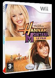 Hannah Montana:Le Film pochette Wii (R8HY4Q)