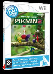 Nouvelle Façon de Jouer ! Pikmin 2 pochette Wii (R92P01)