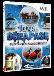 Total Dérapage:Prêts pour le Grand Frisson ? pochette Wii (R94XMR)
