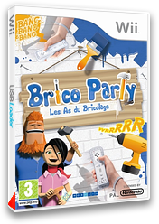 Brico Party: Les As du Bricolage pochette Wii (R9EPNP)