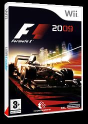 F1 2009 pochette Wii (R9FP36)