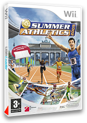 Summer Athletics 2009 pochette Wii (R9MPFR)