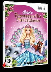 Barbie:Princesse de l'île merveilleuse pochette Wii (RBVP52)