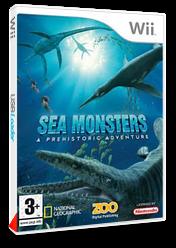 Sea Monsters:A Prehistoric Adventure pochette Wii (RC7P7J)