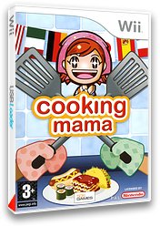 Cooking Mama pochette Wii (RCCPGT)