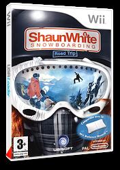 Shaun White Snowboarding : Road Trip pochette Wii (RDFP41)