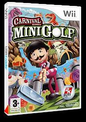 Carnival Games:Mini Golf pochette Wii (RG9P54)