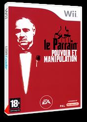 Le Parrain:Pouvoir et Manipulation pochette Wii (RGFS69)